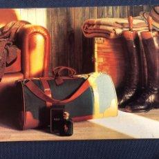 Postales: POSTAL PUBLICIDAD PERFUMES PARFUMS RALPH LAUREN. Lote 293781953