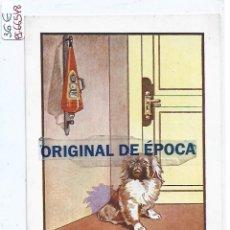 Postales: (PS-66548)POSTAL PUBLICITARIA DE EXTINTORES MINIMAX CENTRAL ESPAÑOLA-RONDA SAN PEDRO,56-BCN. Lote 293795543