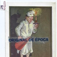 Postales: (PS-66550)POSTAL PUBLICITARIA DE EXTINTORES MINIMAX CENTRAL ESPAÑOLA-RONDA SAN PEDRO,56-BCN. Lote 293796033