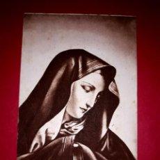 Postales: ANTIGUA PUBLICIDAD DE HUECO GRABADO VASCO MADRID. Lote 295716753