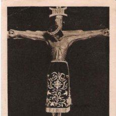 Postales: LEZOKO GURUTZ DONEA - EL SANTO CRISTO DE LEZO. Lote 26673196