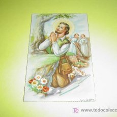 Postales: POSTAL DE SAN ISIDRO SIN CIRCULAR. Lote 4273069