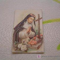 Postales: POSTAL DE SANTA ROSA.. Lote 4296292