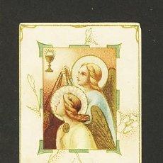 Postales: ESTAMPA RELIGIOSA: ANGELES. Lote 4364481