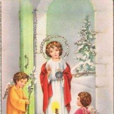 Postales: POSTAL NIÑO JESÚS. Lote 25757288