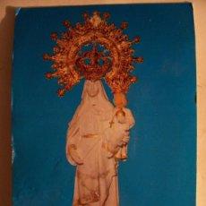 Postales: MARE DE DEU DELS ANGELS SAN MATEO (CASTELLON) 1983. Lote 22750950