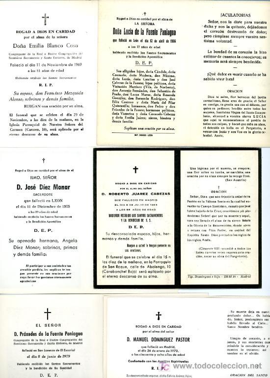 Postales: 7 ESTAMPAS RELIGIOSAS - Foto 2 - 4999174