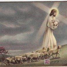 Postales: ESTAMPA RELIGIOSA. ITALIA. 1955.. Lote 26619865