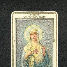 Postales: ESTAMPA RELIGIOSA: LA VIRGEN MARIA. Lote 5263070