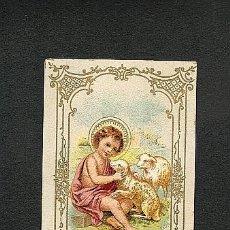 Postales: ESTAMPA RELIGIOSA: NIÑO JESUS. Lote 5263100
