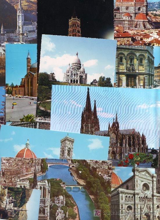 Postales: 41 POSTALES EN COLOR EXTRANJERAS - Foto 3 - 5630587