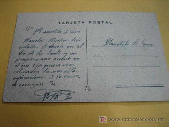 Postales: POSTAL REPRESENTANDO LA LLEGADA DE LOS REYES A ADORAR A JESUS - Foto 4 - 7902046