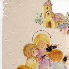 Postales: RECORDATORIO PRIMERA COMUNIÓN - AÑO 1993. Lote 5957859