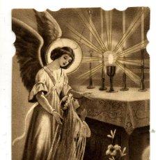 Postales: RECORDATORIO 1ª COMUNION AÑO 1939 - IGLESIA DE JESUS DE MEDINACELI - MADRID. Lote 26475452