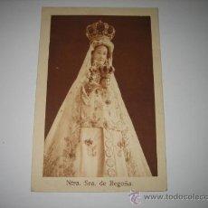 Postales: NUESTRA SEÑORA DE BEGOÑA HUECOGRABADO ARTE BILBAO. Lote 8673093
