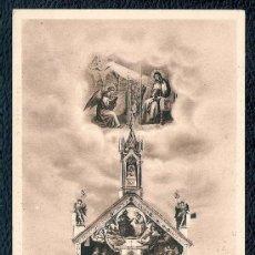 Postales: POSTAL RELIGIOSA - S. MARIA DEGLI ANGELI(UMBRIA) - ITALIA. Lote 9432530