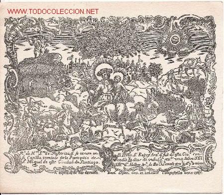 Nª SRA. DA PASTORIZA, DE SANTIAGO (Postales - Postales Temáticas - Religiosas y Recordatorios)