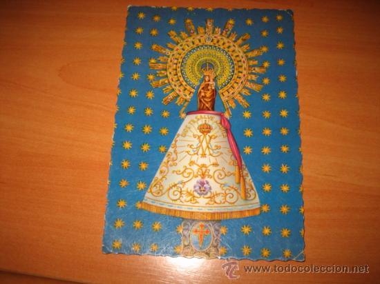NUESTRA SEÑORA DEL PILAR (Postales - Postales Temáticas - Religiosas y Recordatorios)