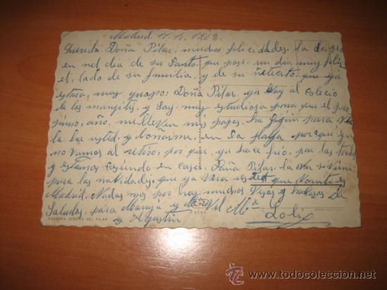 Postales: NUESTRA SEÑORA DEL PILAR - Foto 2 - 10187669