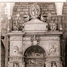 Postales: ANTIGUA POSTAL BELLPUIG PANTEON DE D.RAMON III FOLCH DE CARDONA EUDAL-BELLPUIG. Lote 10571641