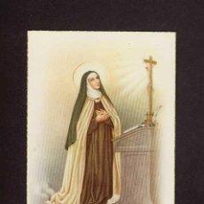 Postales: POSTAL RELIGIOSA: SANTA TERESA DE JESUS. AVILA. Lote 11031381