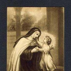 Postales: POSTAL RELIGIOSA: SANTA TERESA DE JESUS. AVILA. Lote 11031915