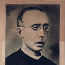 Postales: ESTAMPA RELIGIOSA, REVERENDO PADRE JOSE ARUMI, MISIONERO CORAZON DE MARIA. Lote 11069181