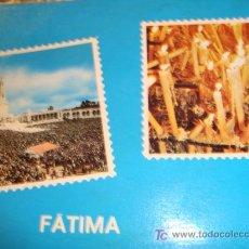 Postales: FATIMA 1987 , SOUVENIR. Lote 11779048