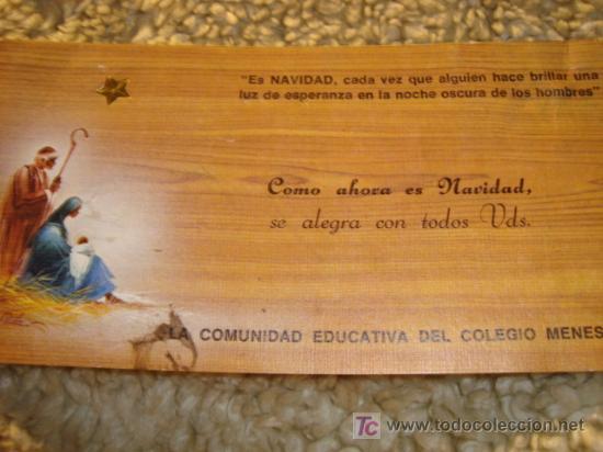 FELICITACION NAVIDEÑA 1947 (Postales - Postales Temáticas - Religiosas y Recordatorios)