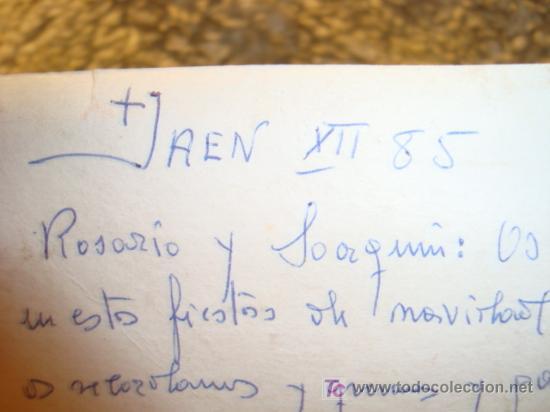 Postales: 1985 ESCRITA - Foto 2 - 11775763