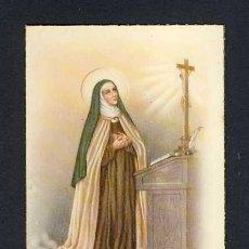 Postales: POSTAL RELIGIOSA: SANTA TERESA DE JESUS. AVILA. Lote 11807937