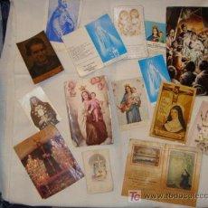 Postales: 15 ESTAMPAS RELIGIOSAS. Lote 11887800