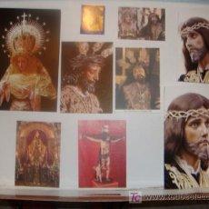 Postales: LOTE 9 ESTAMPAS RELIGIOSAS. Lote 11950047