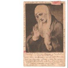 Postales: LOTE DE 2 POSTALES RELIGIOSAS. Lote 12154116