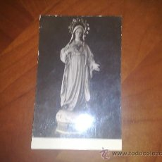 Postales: ANTIGUA POSTAL RELIGIOSA VIRGEN SIN IDENTIFICAR. Lote 25242509
