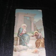 Postales: ESTAMPA GLORIA IN EXCELSIS DEO 11X5,5 CM.. Lote 13510765