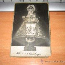 Postales: POSTAL O FOTO DE NTRA SRA DE COVANDONGA. Lote 14860601