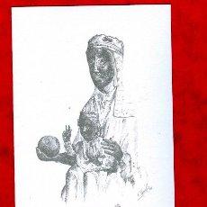 Postales: RECORDATORIO DEFUNCIÓN 1999 - GUIEU-NOS CAP AL CEL. Lote 18969250