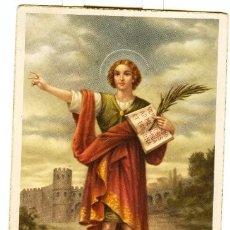 Postales: POSTAL RELIGIOSA : SAN PANCRACIO MARTIR. Lote 15498684