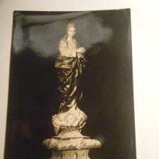 Postales: POSTAL RELIGIOSA FOTOGRÁFICA PURÍSIMA DE ALONSO CANO GRANADA. Lote 17432508