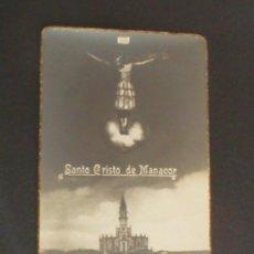 Postales: MANACOR MALLORCA SANTO CRISTO. Lote 19681633