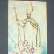 Postales: MADRID SAN NICOLAS DE BARI. Lote 19731579