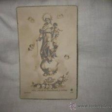 Postales: NTRA SEÑORA DE LA CONSOLACION Y CORREA. Lote 18350024