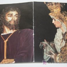 Postales: FOTOGRAFIA RELIGIOSA - SEVILLA (SAN GONZALO). Lote 18403720