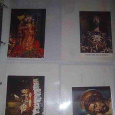 Postales: ALBUM CON FOTOS Y POSTALES DE LA SEMANA SANTA DE CARTAGENA. Lote 18525742
