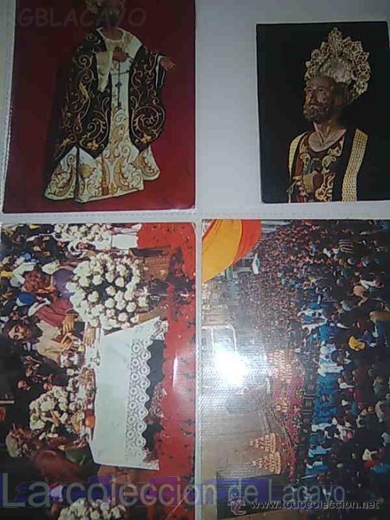 Postales: ALBUM CON FOTOS Y POSTALES DE LA SEMANA SANTA DE CARTAGENA - Foto 2 - 18525742