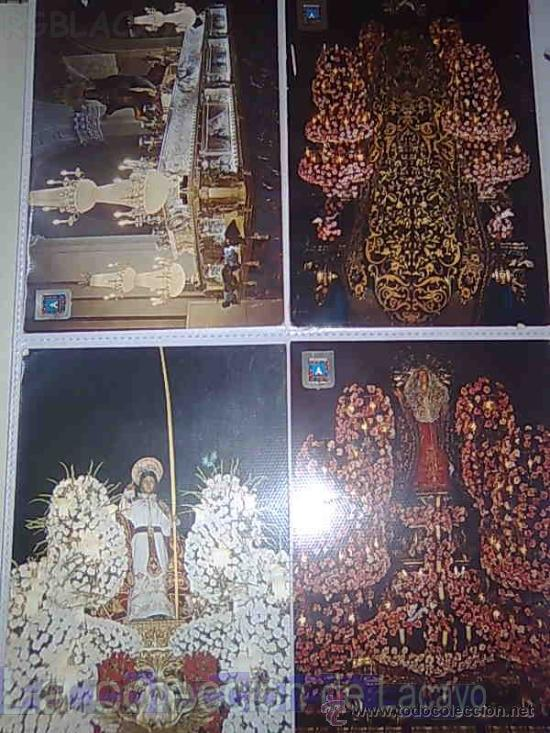 Postales: ALBUM CON FOTOS Y POSTALES DE LA SEMANA SANTA DE CARTAGENA - Foto 11 - 18525742