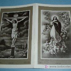 Postales: RECORDATORIO 1983. Lote 19165083