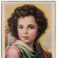 Postales: ESTAMPA RELIGIOSA - EL NIÑO PASTOR, MURILLO, MUSEO DEL PRADO. Lote 19259932