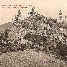 Postales: GRUTA DE LOURDES (1916) *VER FOTO ADICIONAL*. Lote 19925521